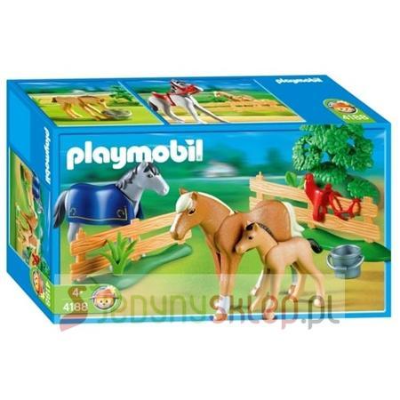 Przyczepa dla koni 4188 marki Playmobil - zdjęcie nr 1 - Bangla