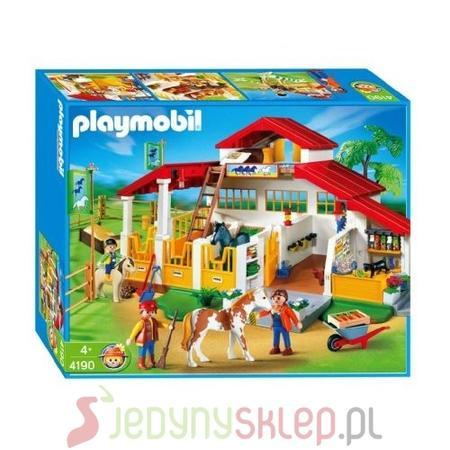 Nowoczesna Stadnina Koni 4190 marki Playmobil - zdjęcie nr 1 - Bangla