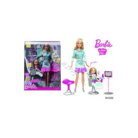 Barbie Bądz Kim Chcesz, R4300 marki Mattel - zdjęcie nr 1 - Bangla