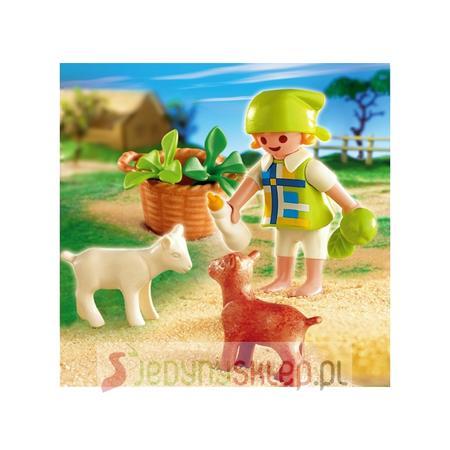 Dziewczynka i Kózki 4674 marki Playmobil - zdjęcie nr 1 - Bangla