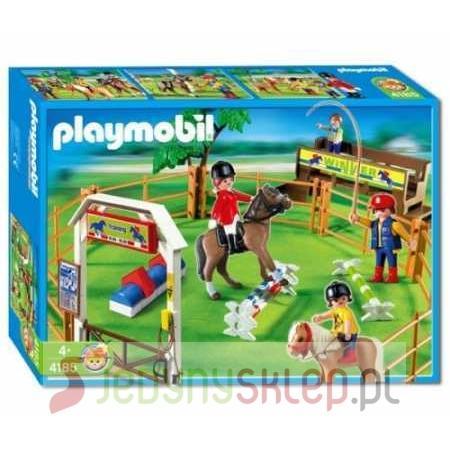 Tresura koni 4185 marki Playmobil - zdjęcie nr 1 - Bangla