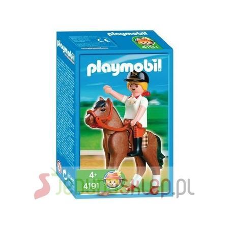 Amazonka Na Koniu 4191 marki Playmobil - zdjęcie nr 1 - Bangla