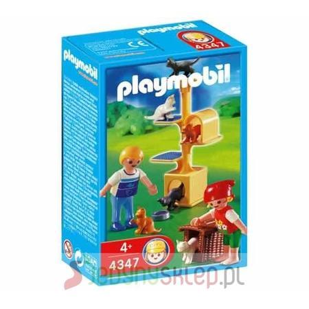 Drapak Dla Kota 4347 marki Playmobil - zdjęcie nr 1 - Bangla
