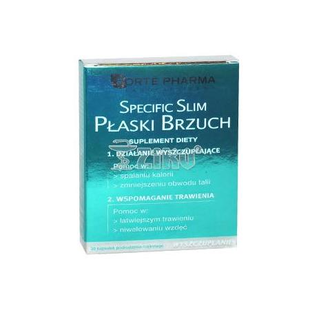 Specific Slim, Płaski Brzuch marki Forte Pharma - zdjęcie nr 1 - Bangla
