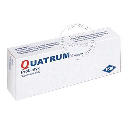Quatrum marki PSM Pharma - zdjęcie nr 1 - Bangla