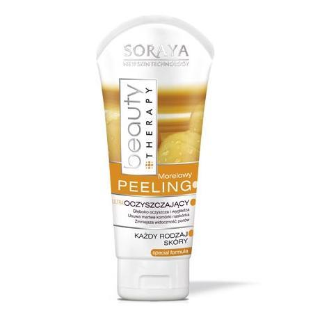 Beauty Therapy, Każdy rodzaj skóry, Morelowy peeling oczyszczający marki Soraya - zdjęcie nr 1 - Bangla