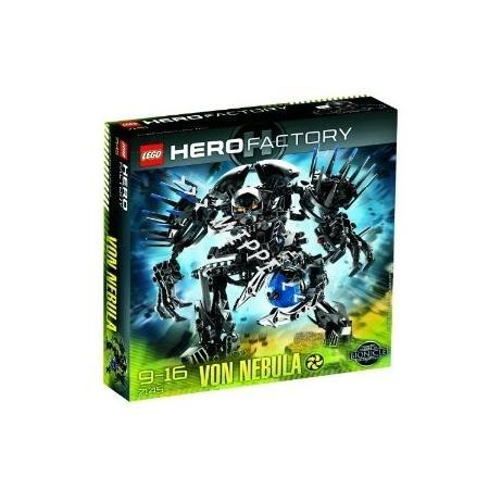 Hero Factory, Von Nebula, 7145 marki Lego - zdjęcie nr 1 - Bangla