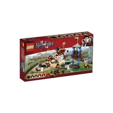 Harry Potter, Mecz quidditcha, 4737 marki Lego - zdjęcie nr 1 - Bangla
