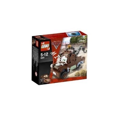 Cars, Złomek, 8201 marki Lego - zdjęcie nr 1 - Bangla