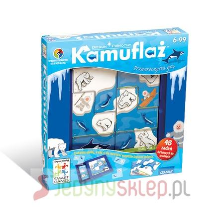 Smart Games, Kamuflaż 094 marki Granna - zdjęcie nr 1 - Bangla