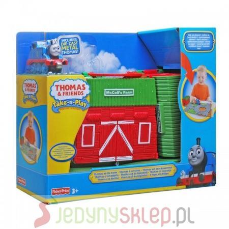 Thomas & Friends, Farma R9620 marki Fisher-Price - zdjęcie nr 1 - Bangla