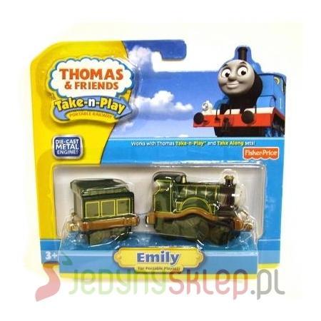Thomas & Friends, Lokomotywa Emilka, R8856 marki Fisher-Price - zdjęcie nr 1 - Bangla