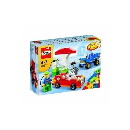 Zestaw do budowy samochodów, 5898 marki Lego - zdjęcie nr 1 - Bangla