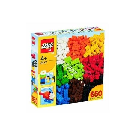 Podstawowe klocki Deluxe, 6177 marki Lego - zdjęcie nr 1 - Bangla