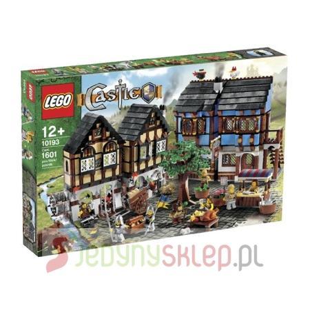 Castle Medieval Market Village 10193 marki Lego - zdjęcie nr 1 - Bangla