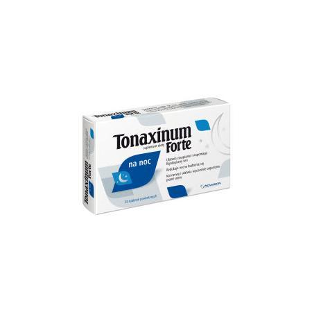 Tonaxinum Forte na noc marki Novascon - zdjęcie nr 1 - Bangla