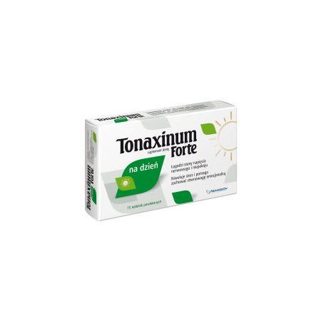 Tonaxinum Forte na dzień marki Novascon - zdjęcie nr 1 - Bangla