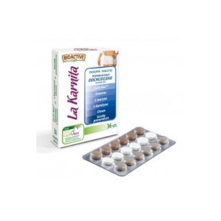La Karnita, Ziołowe Tabletki Wspomagające Odchudzanie marki Big-Active - zdjęcie nr 1 - Bangla