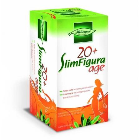 SlimFigura Age 20+, herbatka marki Herbapol Lublin - zdjęcie nr 1 - Bangla