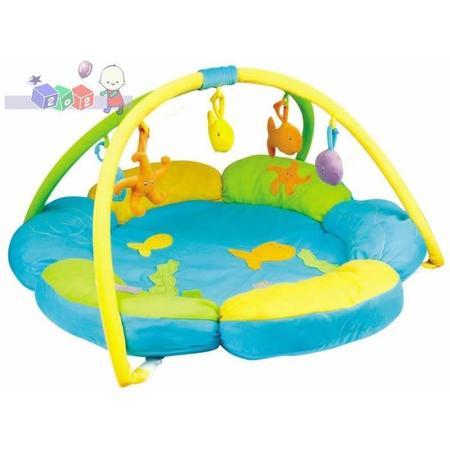 Mata do zabawy z miękkim brzegiem Podwodne Królestwo, 68/003 marki Canpol babies - zdjęcie nr 1 - Bangla