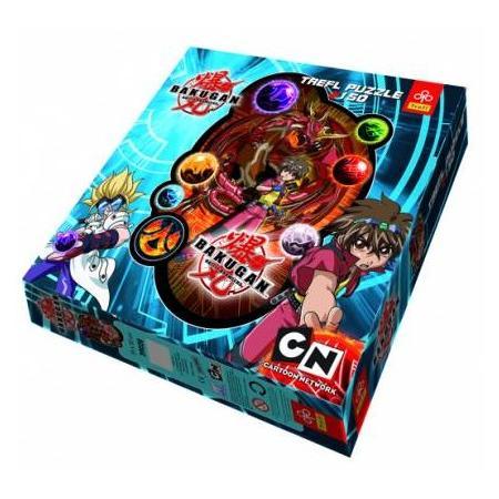 Bakugan Puzzle 150 konturowe, 39028 marki Trefl - zdjęcie nr 1 - Bangla