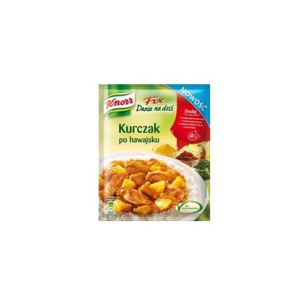 Fix, Kurczak po Hawajsku marki Knorr - zdjęcie nr 1 - Bangla