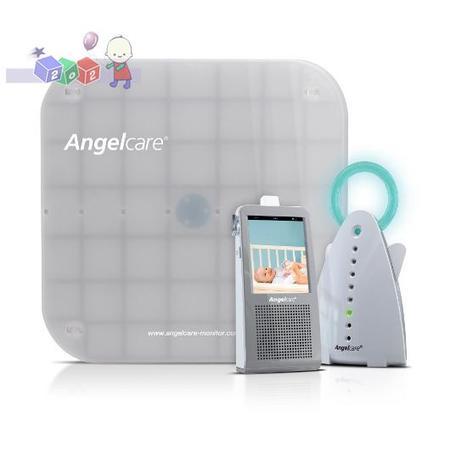 Monitor oddechu z nianią i kamerą video AC1100 marki Angelcare - zdjęcie nr 1 - Bangla