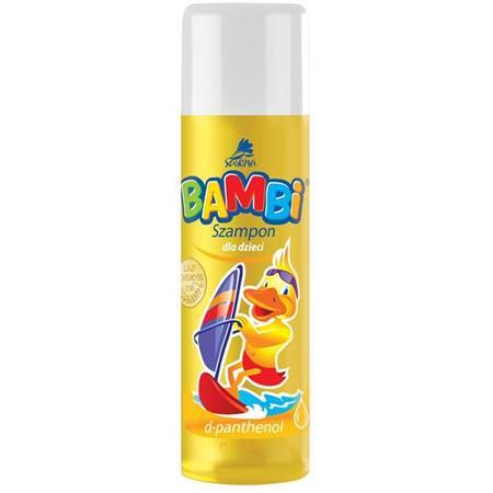 Bambi szampon z d-Panthenolem marki Pollena Savona - zdjęcie nr 1 - Bangla