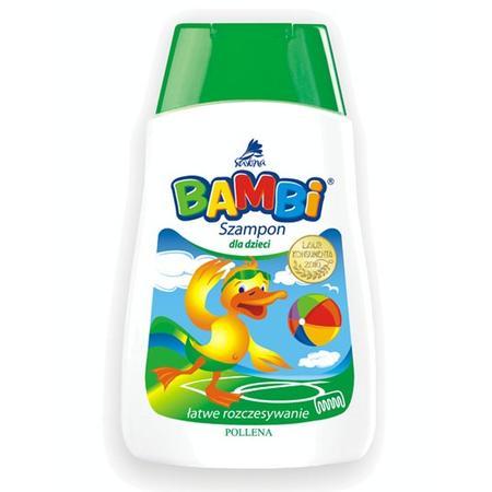 Bambi, Szampon dla dzieci Łatwe Rozczesywanie marki Pollena Savona - zdjęcie nr 1 - Bangla