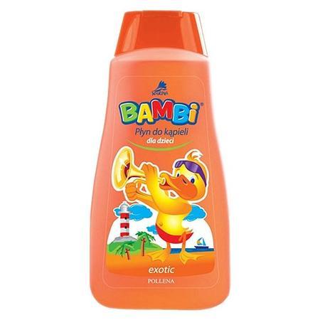 Bambi, Płyn do kąpieli Exotic marki Pollena Savona - zdjęcie nr 1 - Bangla