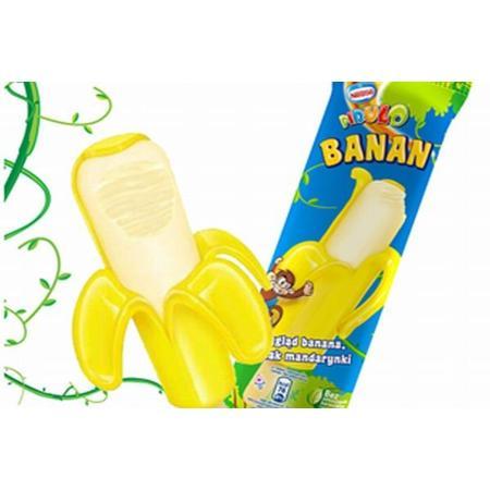 Pirulo Banan marki Kaszki Nestlé - zdjęcie nr 1 - Bangla