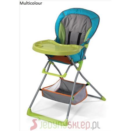 Krzesełko Do Karmienia Mac Baby Deluxe marki Hauck - zdjęcie nr 1 - Bangla