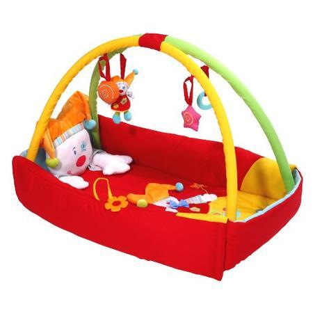 Mata edukacyjna Clown składany, 494 marki Baby Ono - zdjęcie nr 1 - Bangla