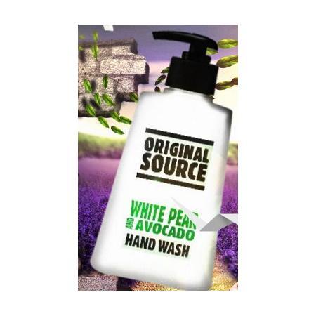 Hand wash, Mydło w płynie - różne zapachy marki Original Source - zdjęcie nr 1 - Bangla
