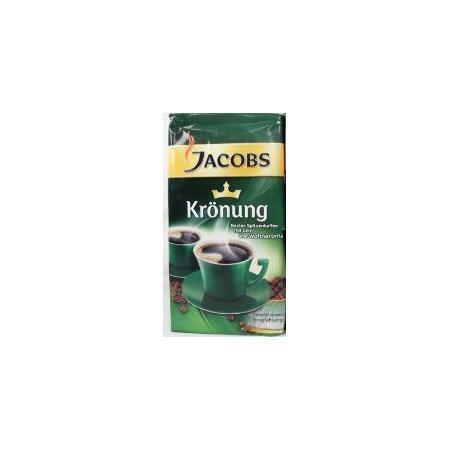 Kronung, kawa ziarnista lub mielona marki Jacobs - zdjęcie nr 1 - Bangla
