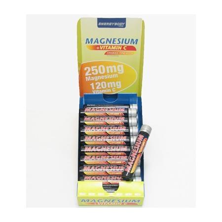 Magnesium + Vitamin C, Magnez+ vit.C marki Energybody Systems - zdjęcie nr 1 - Bangla