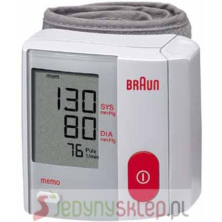 Ciśnieniomierz Nadgarstkowy VitalScan Plus BP 1600 marki Braun - zdjęcie nr 1 - Bangla