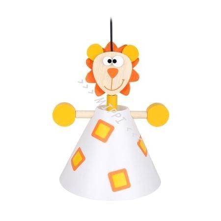Lampa, różne wzory zwierząt marki Scratch - zdjęcie nr 1 - Bangla