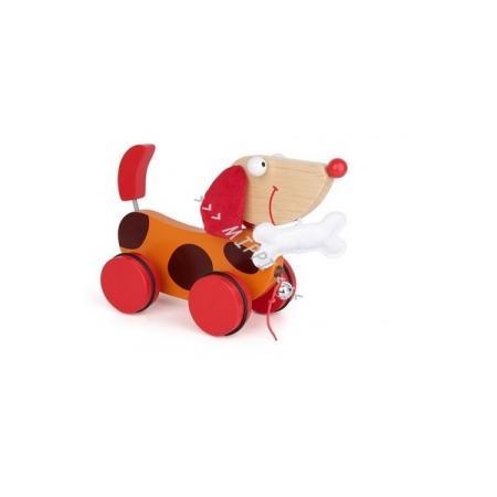 Drewniana zabawka na sznurku marki Scratch - zdjęcie nr 1 - Bangla