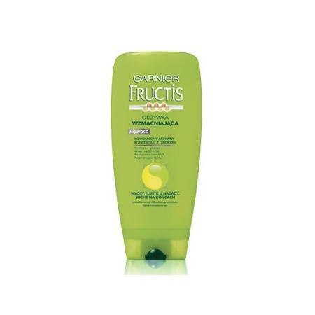 Fructis, Fresh, Odżywka wzmacniająca, włosy tłuste u nasady suche na końcach marki Garnier - zdjęcie nr 1 - Bangla