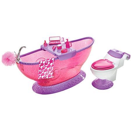 Barbie, Łazienka, T7537 marki Mattel - zdjęcie nr 1 - Bangla