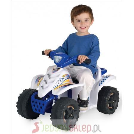 Mały Quad Policja 99012-P marki Loko Toys - zdjęcie nr 1 - Bangla
