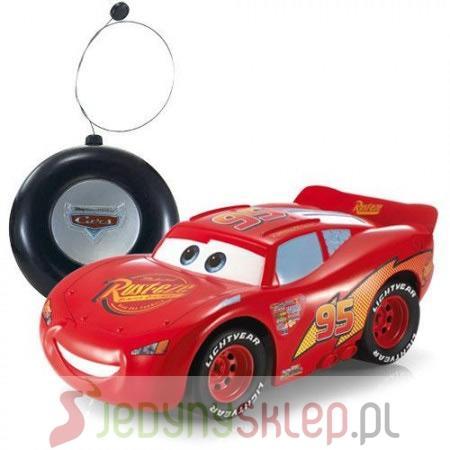 Cars Zdalnie Sterowany Zygzak McQueen, J9890 marki Mattel - zdjęcie nr 1 - Bangla