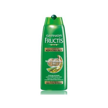 Fructis, Nutri-Odbudowa 2 w 1, Szampon wzmacniający marki Garnier - zdjęcie nr 1 - Bangla