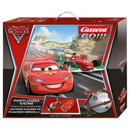 GO!!! Cars 2 Porto Corso Racing, 62238 marki Carrera - zdjęcie nr 1 - Bangla