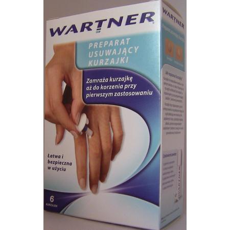 Wartner, Preparat usuwający kurzajki dłoni marki Omega Pharma - zdjęcie nr 1 - Bangla