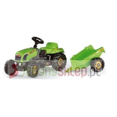 Traktor Rolly Kid Z Przyczepą, 12121, 12169 marki Rolly Toys - zdjęcie nr 1 - Bangla