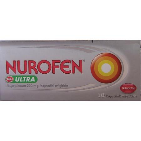Nurofen Ultra 200 mg marki Boots Healthcare - zdjęcie nr 1 - Bangla