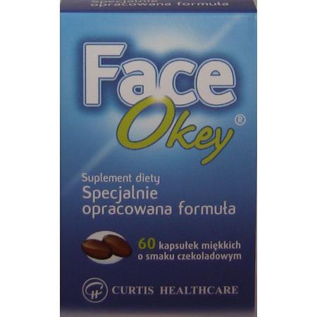 Face Okey, tabletki marki Curtis Healthcare - zdjęcie nr 1 - Bangla
