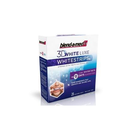 3D White Luxe Whitestrips, paski wybielające marki Blend-a-med - zdjęcie nr 1 - Bangla